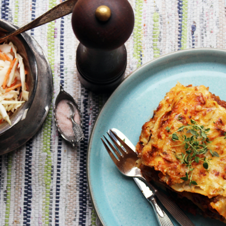 klassisk-lasagne